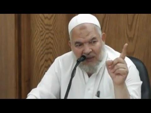رسالة د.سعيد عبد العظيم  لحزب الزور والدعوة البرهامية