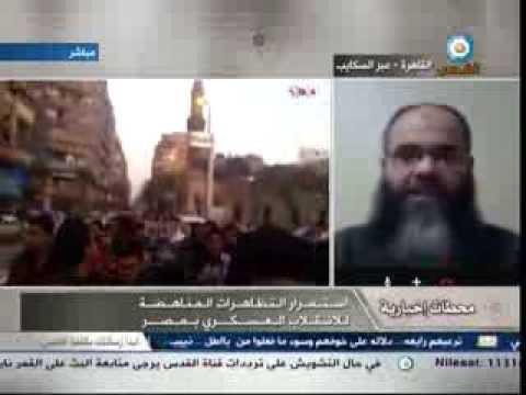 د.هشام كلام وأقوى كلام لفضح موقف الانقلاب من موقعة الجمل والتربص بثورة 25 يناير