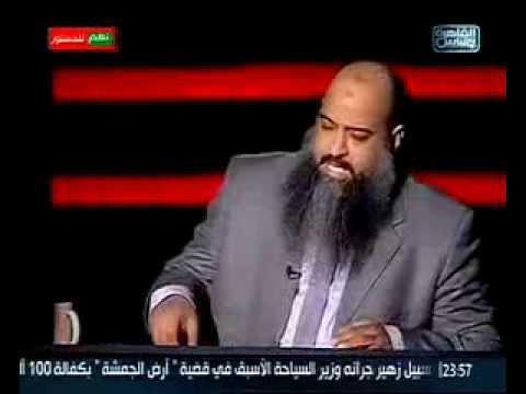 د.محمد علي المصري يفحم الانقلابي صاحب دعوى تجريم إشارة رابعة