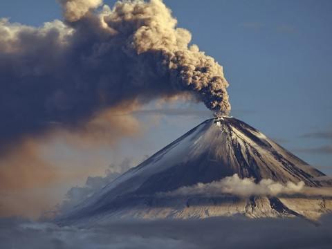Nature___Volcanoes___Volcano_smokes_041669_