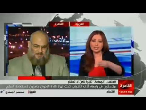 رائع | د.خالد سعيد يحرج مذيعة قناة العربية الكاذبة على الهواء والمذيعة لا تستطيع الرد