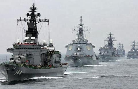 الاسطول الروسي
