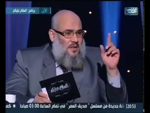 د.خالد سعيد | المرتد يقتل وهو حد جنائي ثابت في الشريعة التي يجب تطبيقها