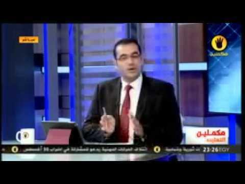 مصطفى البدرى : تعدد الكيانات يضعف الحراك وربما يؤدى الى الخلاف