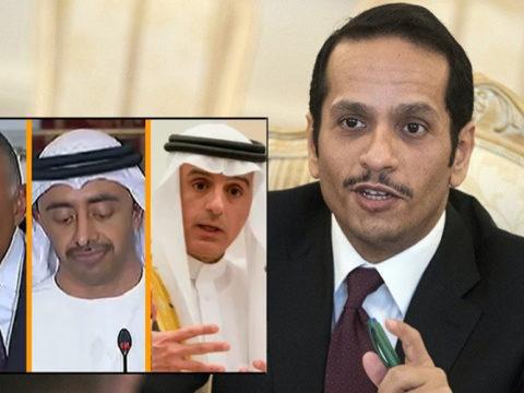 تميز الدبلوماسية القطرية