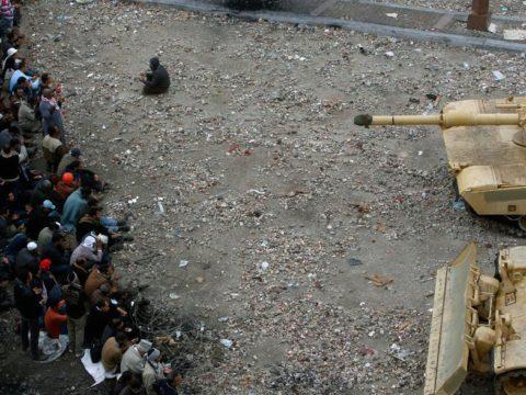 الحركة الإسلامية والثورة المصرية والانقلاب العسكري - أحمد مولانا