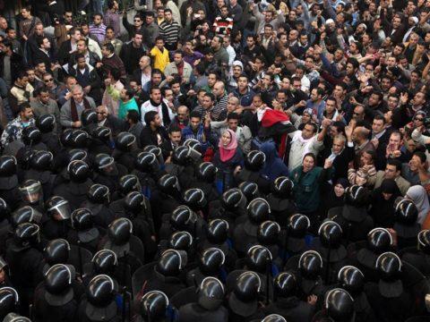 الانقلاب المصري - أحمد مولانا