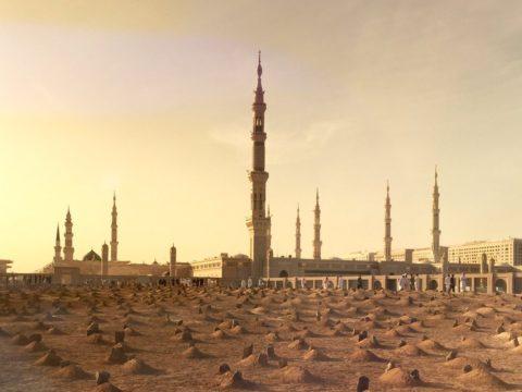 البقيع - أمراء السعودية - الجبهة السلفية