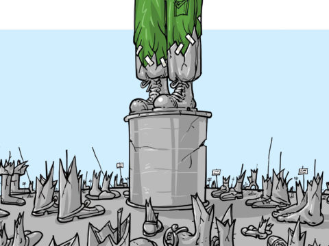 الديكتاتور - ديكتاتور العرب - الدولة الديكتاتورية - الدول الحرة - الجبهة السلفية - د محمد علي المصري