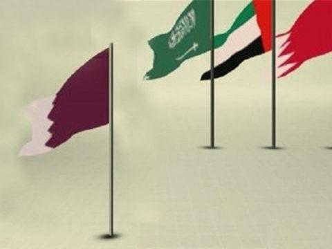 قطر - الإمارات - السعودية - مصر - ليبيا - السياسة القطرية - السياسة الإماراتية - الجبهة السلفية - أشرف عبدالمنعم