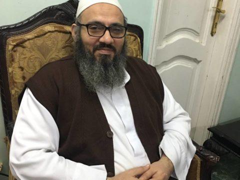 الشيخ أشرف عبد المنعم - اعتقال أشرف عبد المنعم - الجبهة السلفية