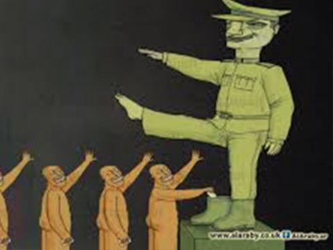 الانصياع للسلطة - ولي الأمر - الطاعة - المعروف المنكر - فهمَّ القوم أن يدخلوها - الجبهة السلفية - هشام مشالي - الإنكار -