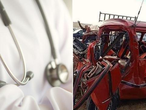 طبيبات المنيا - وفاة طبيبات مصر - حادث المنيا - الانقلاب - الجبهة السلفية - خالد سعيد