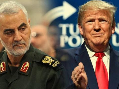مقتل قاسم سليماني - ترامب - العراق - أمريكا - إيران - الشيعة - السنة - الجبهة السلفية - محمد علي المصري