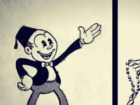 كارتون مشمش أفندي - اول كارتون مصري - صناعة الكارتون - فرنكل - الجبهة السلفية - محمد علي المصري