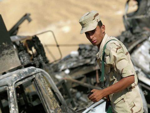 مصر - سيناء - حرب مصر - الجيش المصري - فيديو عبدالله الشريف - تركيع مصر - الجبهة السلفية - خالد سعيد
