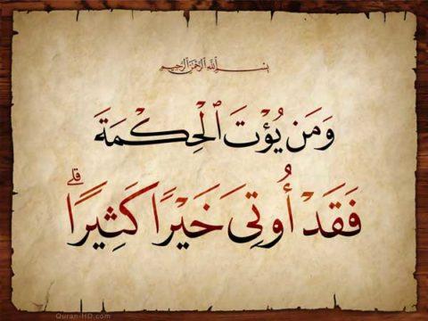 ومن يؤت الحكمة - معنى الحكمة - كتاب حكمة الدعوة - الشيخ رفاعي سرور - الجبهة السلفية
