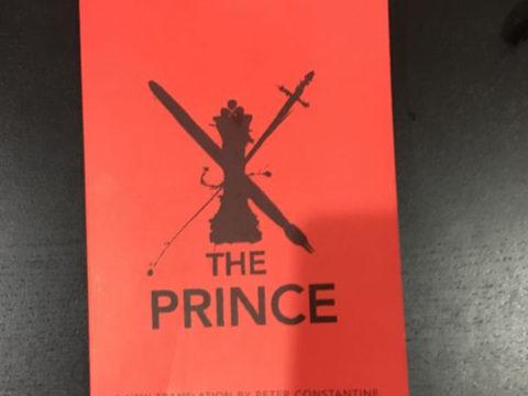 ميكافيلي كتاب الأمير - السيسي - الديكتاتورية - مصر - الانقلاب - الجبهة السلفية - أحمد مولانا