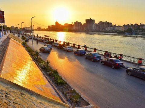 مدينة المنصورة - جامعة المنصورة - مبارك - السيسي - جيهان - الجبهة السلفية - خالد سعيد