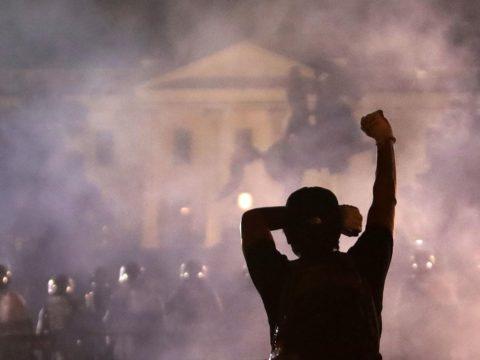 الاحتجاجات الأمريكية - الانتفاضة الأمريكية - جورج فلويد - العنصرية - الأحداث الأمريكية - الجبهة السلفية - الولايات المتحدة