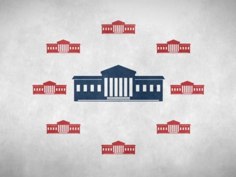الفصل بين السلطات - الديمقراطية - الديكتاتورية - الجبهة السلفية