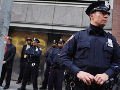 الشرطة الأمريكية - أحمد مولانا - الجبهة السلفية