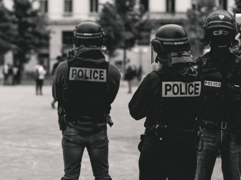 1 الشرطة الأمريكية - خلل جهاز الشرطة الأمريكي - أليكس فيتالي - الجبهة السلفية - أحمد مولانا