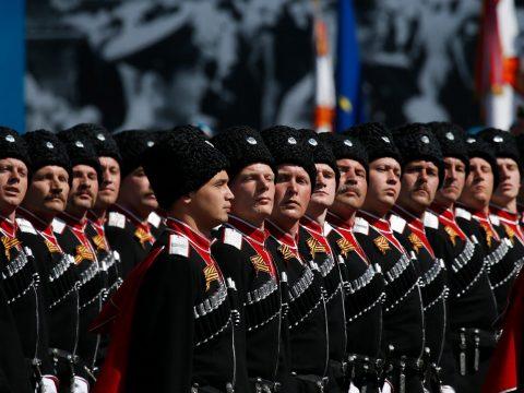 مقاتلو القوزاق - روسيا - بوتين - روسيا - صعود القوزاق - بولندا - شيشان - الجبهة السلفية - أحمد مولانا