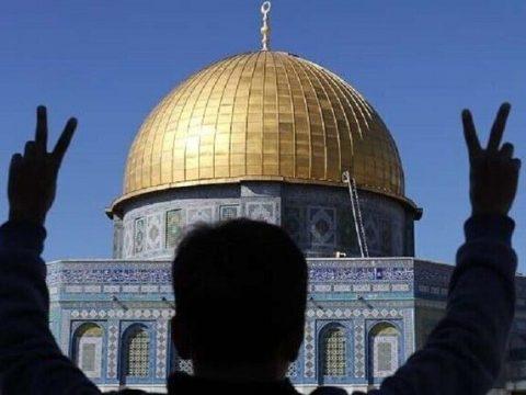 القدس - الأقصى - غزة - حي الشيخ جراح - قصف غزة - قصف إسرائيل - بيان الجبهة السلفية